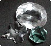 水晶とかいろいろ。